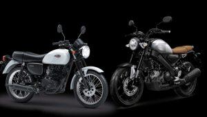 Motor Yamaha XSR 155, Seri Motor Gede Bertema Retro Modern